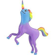 NARWHALICORN Bendable Poseable Figure Bendy Narwhal Half Unicorn Mythical Brony
