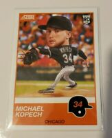 2019 Chronicles Michael Kopech RC Score Rookie Chicago White Sox