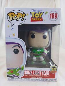 Disney Funko Pop - Buzz Lightyear - Toy Story - No. 169