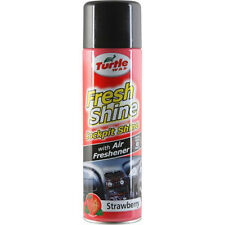 Turtle Wax Fresh shine CABINA DI PILOTAGGIO Shine Fragola 500ml