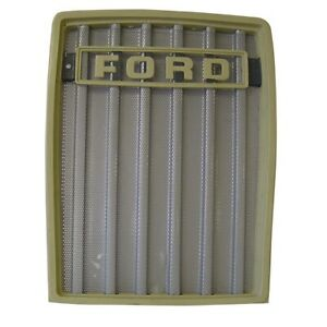 FRONT GRILL Fits Ford Tractor 231 2600 335 3600 3900 4600 515 531 532 5600 6600