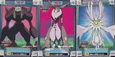DIGIMON ADVENTURE ZERO TWO 02 TRADING CARD LOT - WENDIGOMON ANTYLAMON KERPYMON