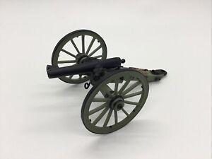 """Britains 17465 American Civil War 3"""" Inch Ordnance Rifle Gun Cannon New"""