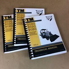 Technical Service Manual John Deere 210c 310c 315c Tractor Loader Backhoe Shop