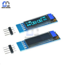 "10PCS 0.91"" Inch IIC I2C OLED Display Module DC 3.3V 5V SSD1306 For  Arduino"