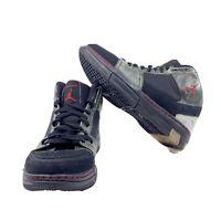 Nike Air Jordan Ol' School II 2 Size 9 Dark Army Varsity Red Promo Sample Shoe