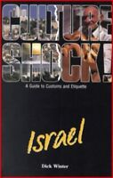 CULTURE SHOCK _______ ISRAEL ______ BRAND NEW ___ FREEPOST UK