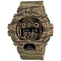 CASIO G-SHOCK Camouflage Series Tiger Camo Watch GShock GD-X6900CM-5