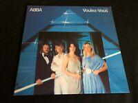"""ABBA """"VOULEZ-VOUS"""" VINYL RECORD/LP FROM 1979 + 2 EP"""