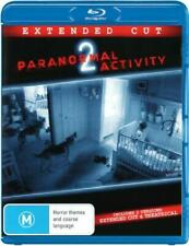 Paranormal Activity 2 (Extended Cut)  - BLU-RAY - NEW Region B