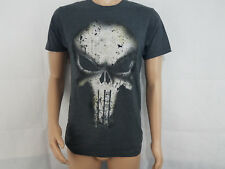 Marvel Comics mens the punisher graphic t shirt tee NWT small S gray Super hero