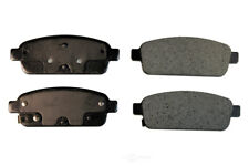 Disc Brake Pad Set-Ceramic Pads Rear Tru Star CBP1468