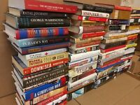 Lot of 10 History US World Europe American Europe Ancient War Book MIX UNSORTED