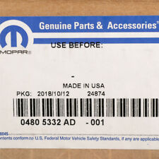 Genuine Mopar Mirror Inside 4805332AD