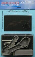 AIRES 1/48 F-105 Thunderchief Wheel Bay for Revell Kit # 4437