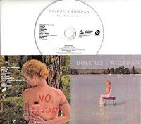 DOLORES O'RIORDAN No Baggage 2009 UK 11-trk numbered promo test CD Cranberries
