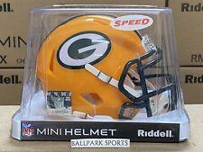 GREEN BAY PACKERS - Riddell Speed Mini Helmet (NEW IN BOX)