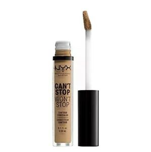 NYX PROFESSIONAL MAKEUP Can't Stop Won't Stop Contour Concealer - Neutral Buf...