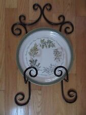 """Wall decor 1 large Plate holder or picture holder will hold 12"""" plates"""