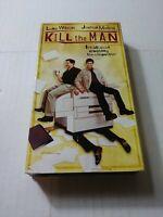 Kill The Man VHS Tape Luke Wilson Joshua Malina Teri Garr