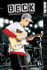 BECK:Mongolian Chop Squad Volume 6 (Beck: Mongolian Chop Squad (Graphic Novels))