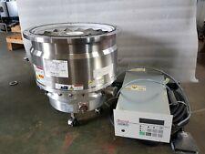 EDWARDS TURBO MOLECULAR PUMP STP-XA4503CV + SCU-1600 CONTROLLER + Cable