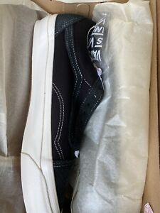 Notre x Vans OG Old Skool LX in Black / Marshmallow Size 9 Brand New!!