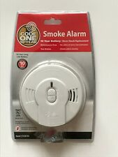 Kidde Code One i9010 10 year Lithium Battery Smoke Alarm with Ionization Sensor