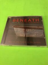 Beneath Soundtrack (CD, Jul-2013, Milan) Fall on Your Sword sealed