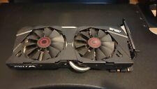 Asus Geforce GTX 980 Nvidia strix  graphics card directCUII