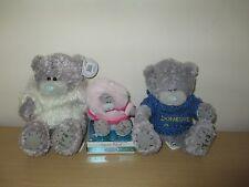 Me to You  Teddy Bears x 3