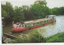 Willow Trust Spirit Of Freedom Gloucester Sharpness Canal Postcard 272a