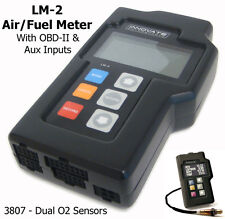 LM-2 Dual Channel Air/Fuel Ratio Meter - With OBD-II