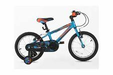 "BOYS BIKE | BICYCLE  WITH BALANCING WHEEL | 16""- 5-8 YEARS OLD RRP £149"