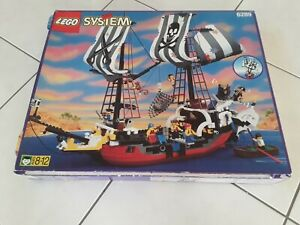 LEGO Pirates Red Beard Runner 6286289 original Karton Piratenschiff