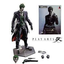 PLAY ARTS KAI THE JOKER BATMAN ARKHAM ORIGIN ACTION FIGURE STATUE MODEL TOY (KO)