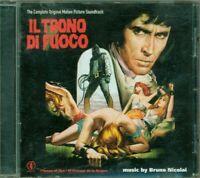 Bruno Nicolai - Il Treno Di Fuoco Ost Cd Ottimo