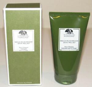Origins Mega Mushroom Skin Relief Face Cleanser 5 Oz 150 mL Dr. Weil Full Size