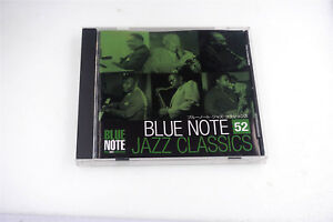 BLUE NOTE BEST JAZZ COLLECTION 52 JAZZ CLASSICS  JAPAN CD A5712
