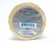 CND Creative Nail Designs: Brisa Clear Performance Forms, 300 ct