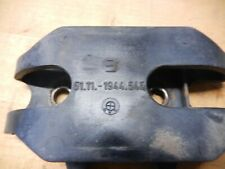pair of support front bumper bmw e34 left and right 51111944545 rail