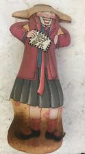 "Mary Engelbreit Me 14"" Weighted Plush Doll Door Stop Snap Out Of It"
