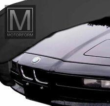 BMW 840CI 840CSI 850i E31 Ganzgarage Auto Car Cover mit Spiegeltaschen schwarz