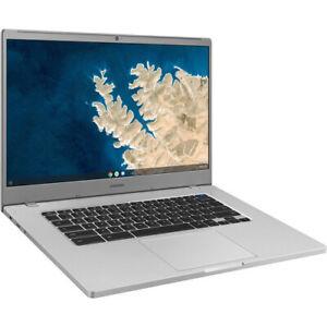 "NEW Samsung Chromebook 4+ 15.6"" FHD Laptop N4000 6GB RAM 64GB XE350XBA-K03US"