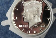 2009-S Kennedy Silver Half Dollar Gem DCAM Proof Roll of 20 Coins E1015