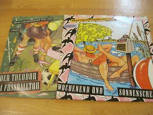 2 LP Various Amiga Schlagerarchiv 1947-1952  1 & 2 Folge Vinyl DDR 8 51 122