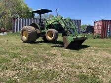 John Deere 5210 Turf Tractor With Loader
