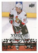 2008-09 UD Young Guns #232 Ilya Zubov RC Rookie Ottawa Senators