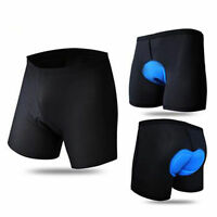 Outdoor Comfortable Shorts Gel 3D Padded Bike Bicycle Cycling Underwear Pants