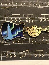 Hard Rock Cafe - Reykjavik Northern Lights Guitar
